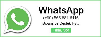 WhatsApp Sipariş Hattı